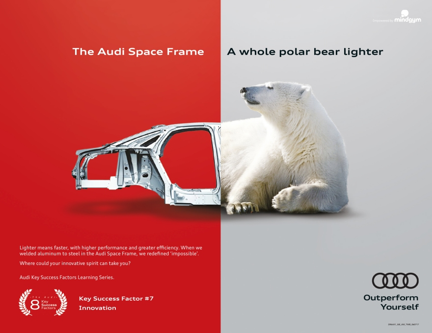 Audi 2 Polar bear