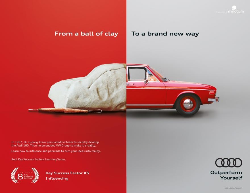 Audi 5 Clay
