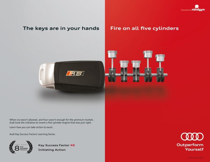 Audi 6 key